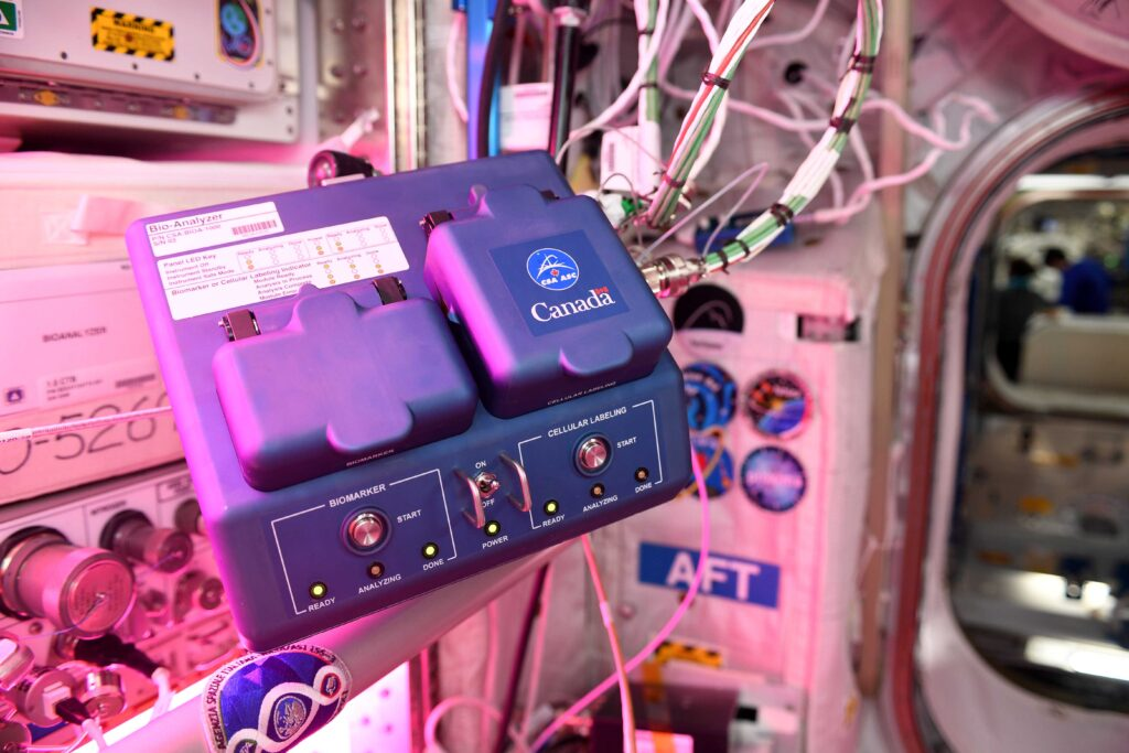 Featured image for Analyze This: Space Station Facility Enables Rapid Biomedical Analysis